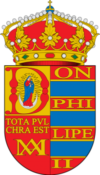Escudo Ayuntamiento Mostoles