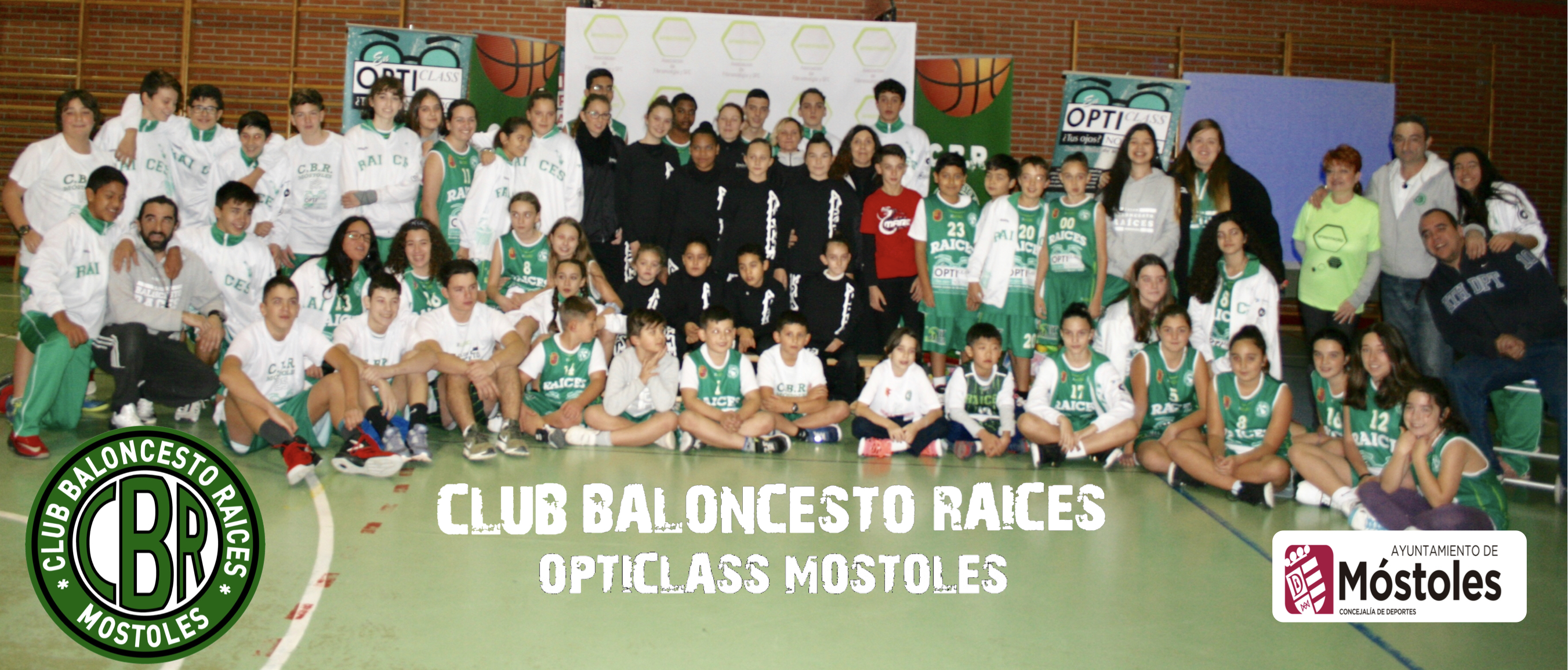 Club Baloncesto Raices Opticlass Móstoles