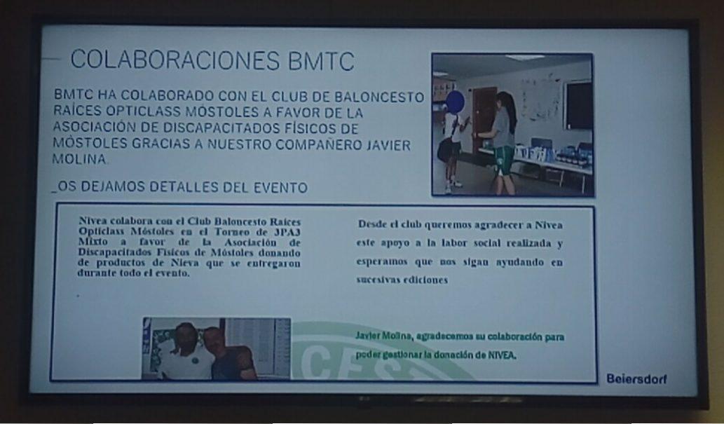 Colaboraciones BMTC
