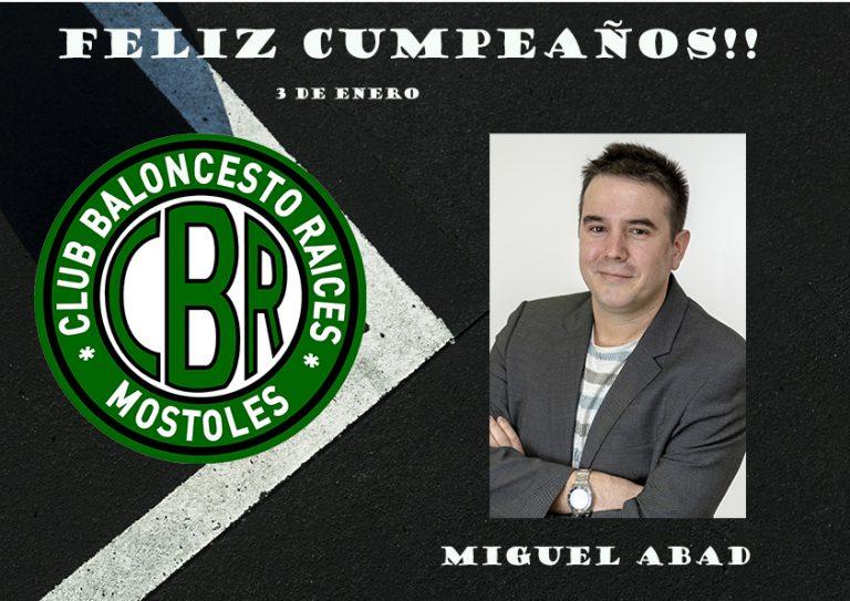 Miguel Abad